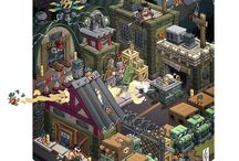 games ideas / by Ludovic Piquet