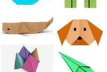 15 origami ozdob