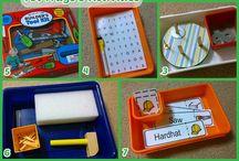 Projets de classe : Construction