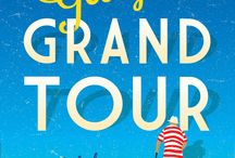 George's Grand Tour by Caroline Vermalle / A poignant yet joyful tale of how life can surprise us, at any age.
