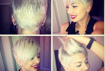 Hairstyles pixie short growing out