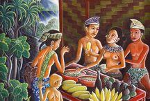 Indonesian Art (10) Ida Bagus Made Nadera / Ida Bagus Made