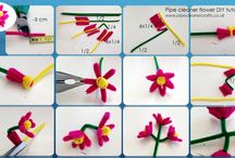 Pipe cleaner craft