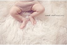 Newborn Baby Photography / by Emily Van Wagoner