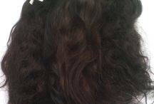 virgin remy hair from india / pure 100% virgin remy hair
