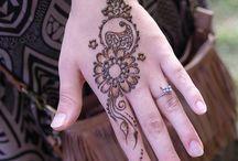 Henna designs / Designs I love