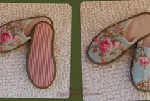 shoes and slippers / by Sona Saxena Jacob
