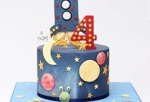 Inspiration - Children's cakes