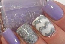 Manicure/pedicure ideas / by Denenne Craig