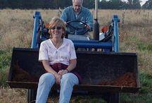 Working hard at Rikki's Refuge! / Rikki's Refuge, Rapidan, Virginia, www.rikkisrefuge.org