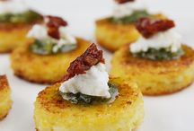 Vegetarian Appetizer Recipes / by Jessica D'Onofrio Photography