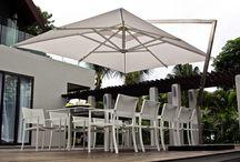 Parasols / Design schaduw umbrella's