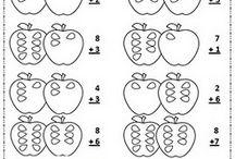 September  / September activities for first grade