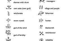 Sámi pictograms