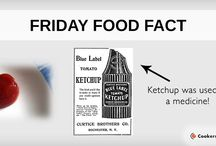 Friday Food Fact / Each week we publish an interesting Friday Food Fact
