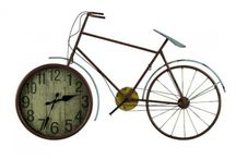 Clocks / From modern contemporary to classic tradition, clocks have graced or homes.