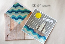envelope templates / by Sherry Larson