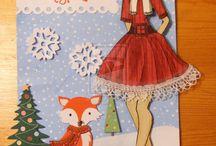 Prima Doll Christmas