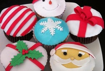 Christmas cookies & cupcakes / Inspiration / by Annelie Tiger