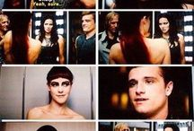 Catching Fire/ Hunger Games/MockingJay / by Erin O'Kelley