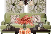 Living room / by Lyndie Howard