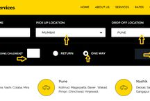 Best Rates Mumbai Pune Taxi Services
