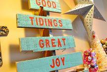 Beachy Christmas Ideas