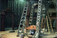 8th Doctors TARDIS console room