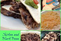 Recipes:South of the border / by Michelle Strawser
