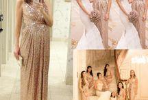 maternity bridesmaid dresses / by Rebekah Peycke