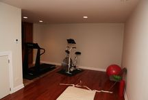 Workout Room Remodel Projects