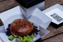 Burger Alert Design