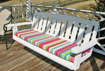 outdoor spaces / deck and patio decorating; how to's; inspiration