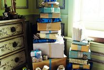 Gifts, Wrapping, & Cards / by Ashley Shillito