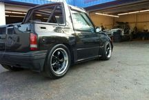 Vitara modified