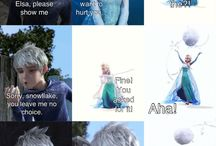 Frozen / All things frozen