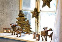 decorazioni renne