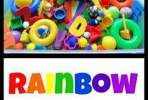 Kindergarten sensory
