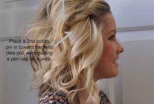 Hair Ideas and Inspo