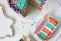 Candyland cakes