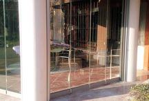 Portico Esagonale / Vivi il tuo portico tutto l'anno !!! Realizzato in collaborazione con la ditta Carpenvetro di Carpenedolo (Bs)