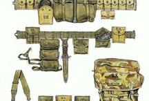 WWII US Uniforms