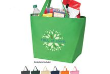Custom Printed Bags, Totes & Coolers / Custom printed logo backpacks, coolers & reusable tote bags make great promotional items. Imprint your company brand on the things folks will have with them the most!