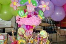 Candy Buffets & Centerpieces / by Kristy Bluitt