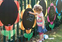dětský plot