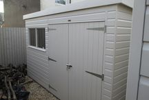 Customer Garden Sheds / Gardens Sheds built and installed for our customers.  Our full range of Garden Shed products can be found at :- https://www.cranegardenbuildings.co.uk/garden-sheds