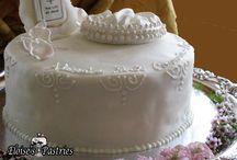 Confirmation Cakes / www.eloisespastries.com