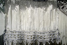 Lace and Linen  / by Cindy Hayes