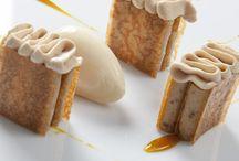 Desserts à l'assiette Grands Chefs
