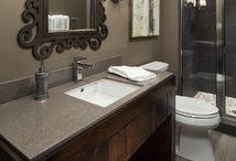 Bathrooms / by Jennifer Dengler